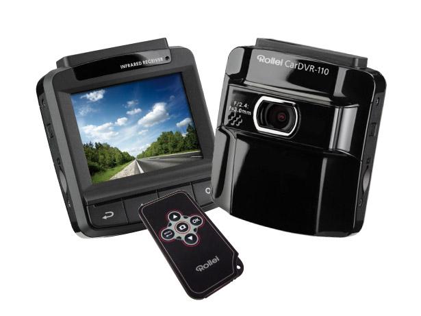 Im Test: Rollei CarDVR-110 – gute Dashcam mit GPS