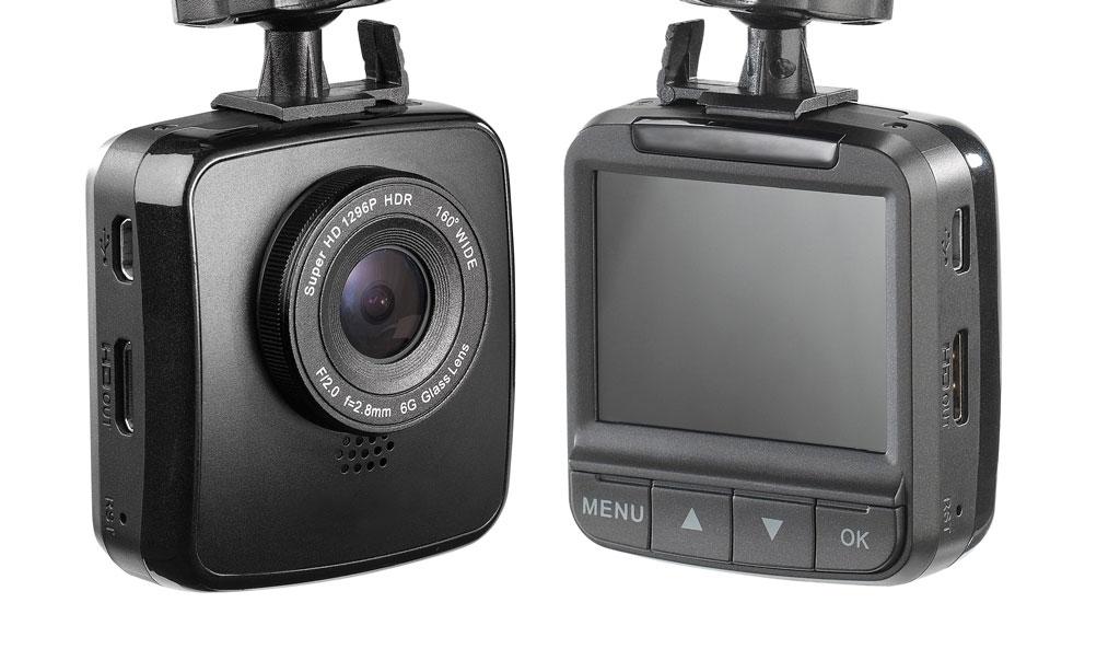 POI-Pilot_Full-HD_Autokamera_mit_GPS-Warner_von_hinten